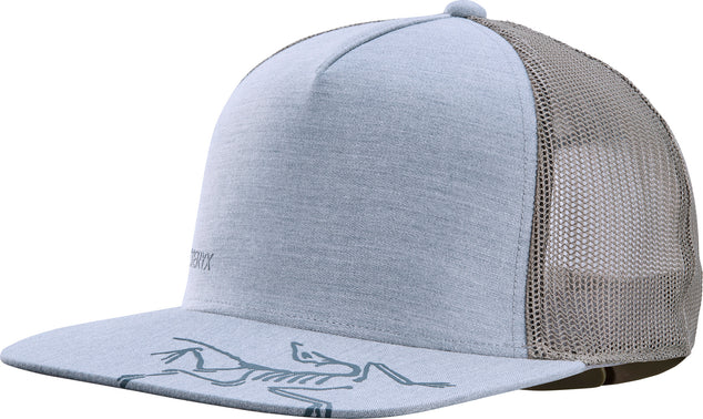Arc'teryx Bird Brim Flat Trucker Hat - Unisex