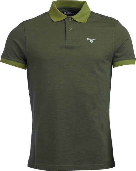 Barbour Polo Sports Mix Homme