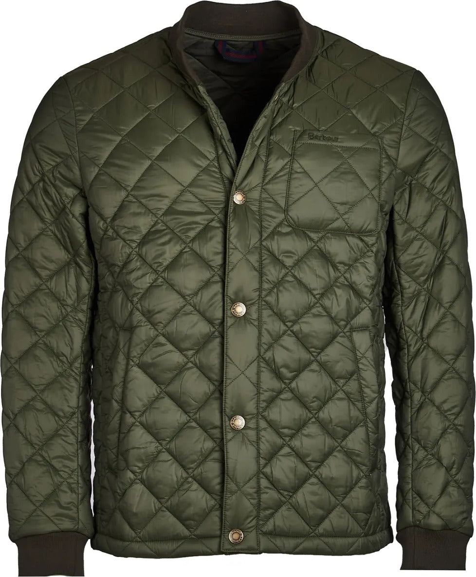 Barbour Levenish Quilt Jacket Men S Altitude Sports