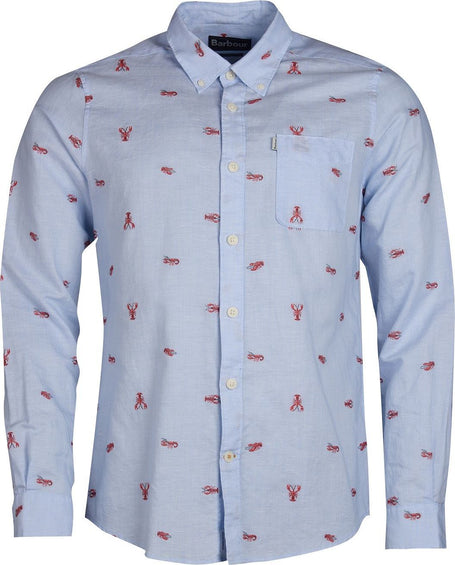 Barbour Lobster Tailored Fit Shirt - Men's