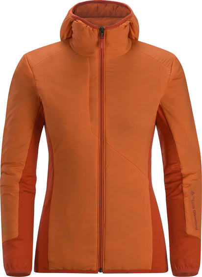 Black Diamond Deployment Hybrid Hoody - Women's