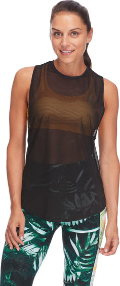 Body Glove Bayamo Relaxed-Fit Muscle Tank Top In Areca - Women's