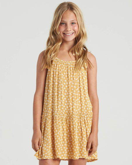 Billabong Butterscotch Dress - Girls