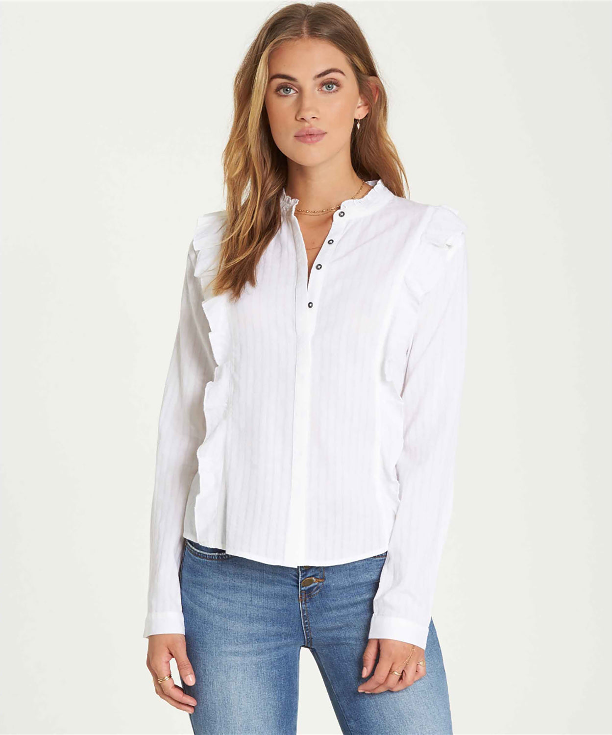 601a47fb Billabong Women's Babe Season Button Down Shirt | Altitude Sports