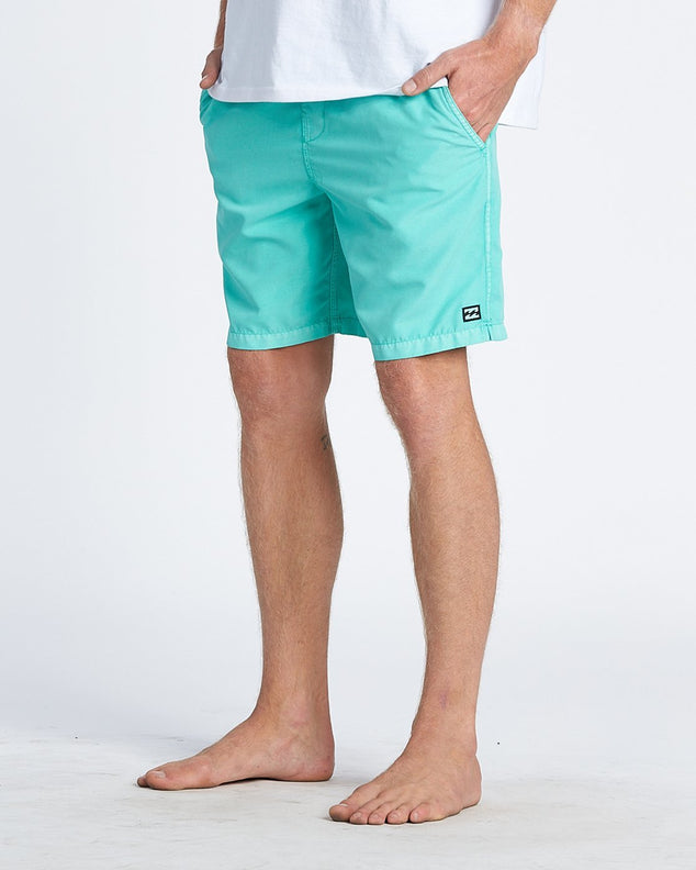 Billabong All Day Overdye Layback Boardshorts - Men's