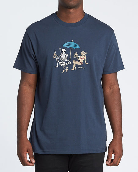 Billabong Apocalypse Short Sleeve T-Shirt - Men's
