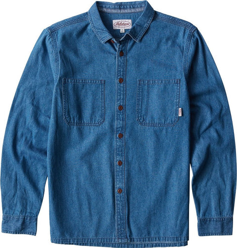 Billabong 97 Workwear Denim Long Sleeve Shirt - Men's