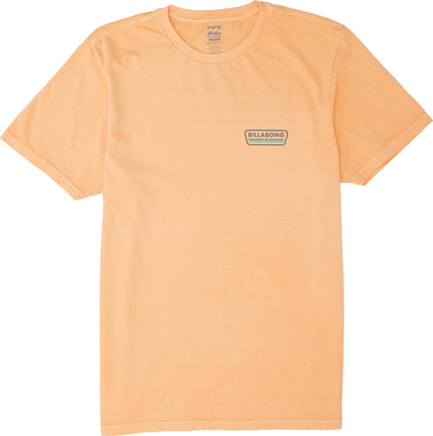 Billabong Badge Short Sleeve T-Shirt - Men's