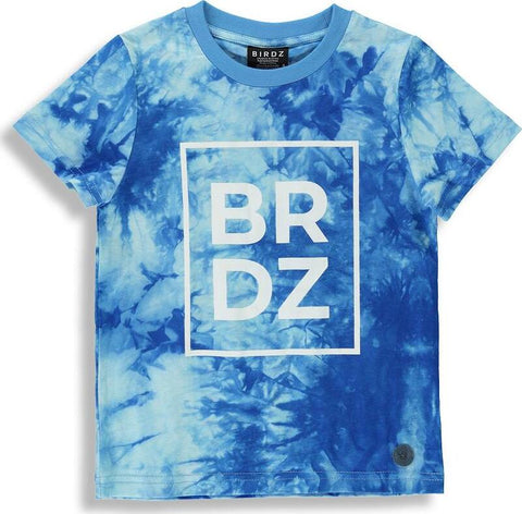 Birdz Children & Co. Brdz Tie Dye Tee - Kids