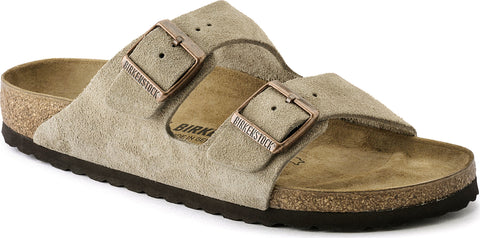 Birkenstock Arizona Suede Leather - Unisex