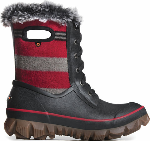 Bogs Women's Arcata Stripe Insulated Boots -40˚F/-40˚C