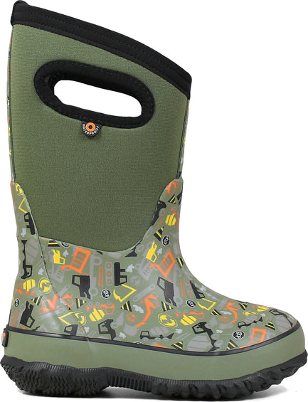Bogs Classic Construction Boots - Kids