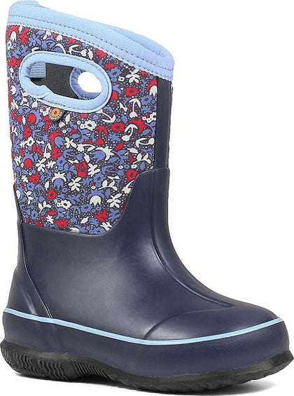 Bogs Classic Freckle Flower Boots - Kids