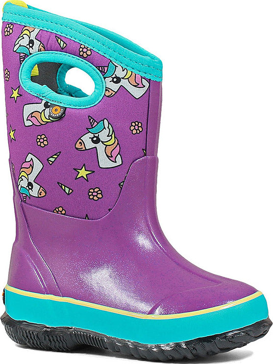 Bogs Classic Design A - Unicorn Star Boots - Infant