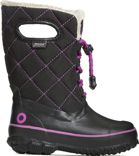 Bogs Juno Lace Insulated Boots - Kids