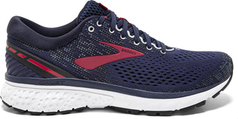 7ee87b0ef32ec lazy-loading-gif Brooks Ghost 11 Running Shoes - Men s Navy - Red - White