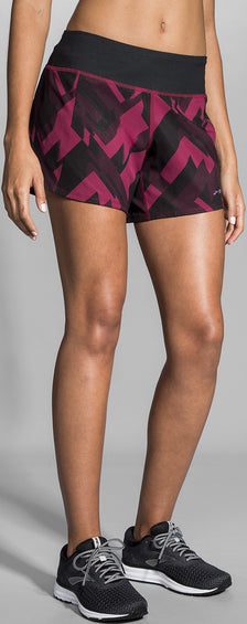 Brooks Chaser 5 Inch Short - Women's