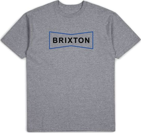 Brixton Wedge II Short Sleeve Standard Tee - Men's
