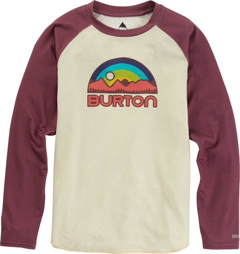 Burton Base Layer Tech Tee - Kids