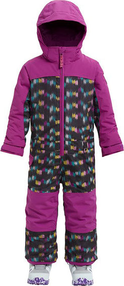 Burton Minishred Illusion One Piece - Girls