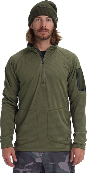 Burton [ak] Grid Fleece Half-Zip Pullover - Men's