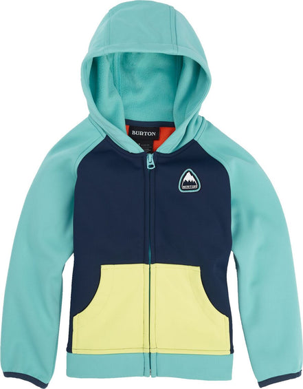 Burton Crown Bonded Full-Zip Hoodie - Toddler