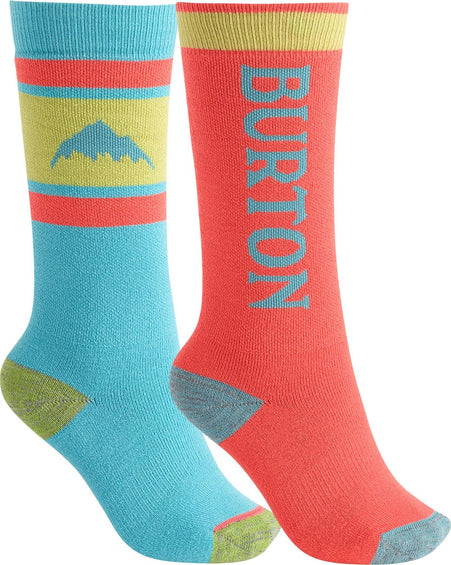 Burton Weekend Midweight Sock Two-Pack - Boys