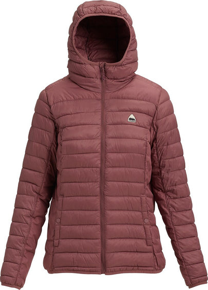 Burton Evergreen Synthetic Down Hooded Jacket - Women's