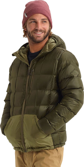 Burton Evergreen Down Hooded Jacket - Men's