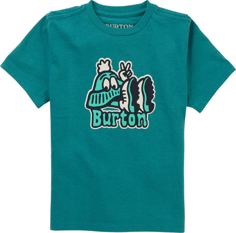 Burton Minishred Classic Mountain High Short Sleeve T Shirt - Boys