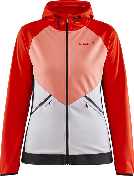 Craft Glide Hood Jacket - Women's
