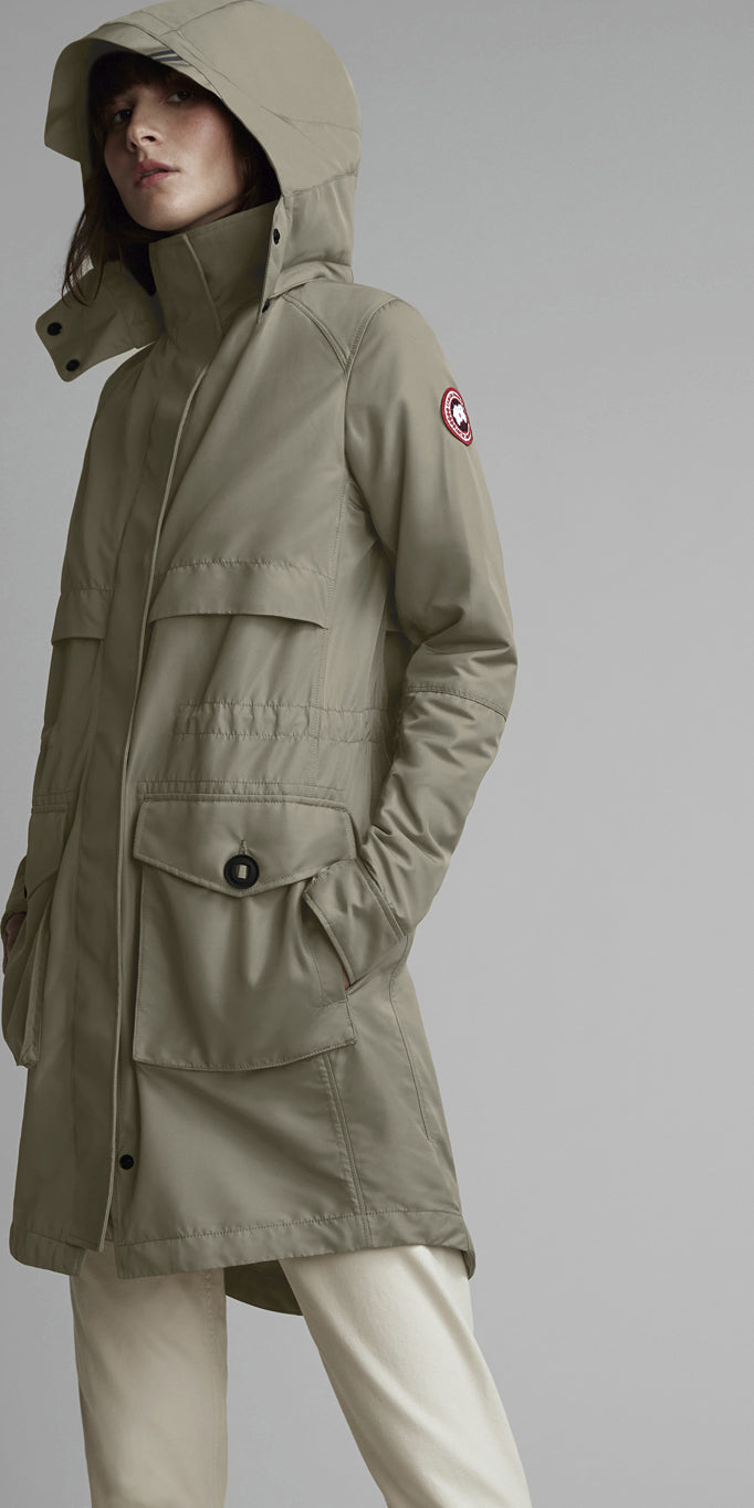 Canada Goose Trench Cavalry Femme
