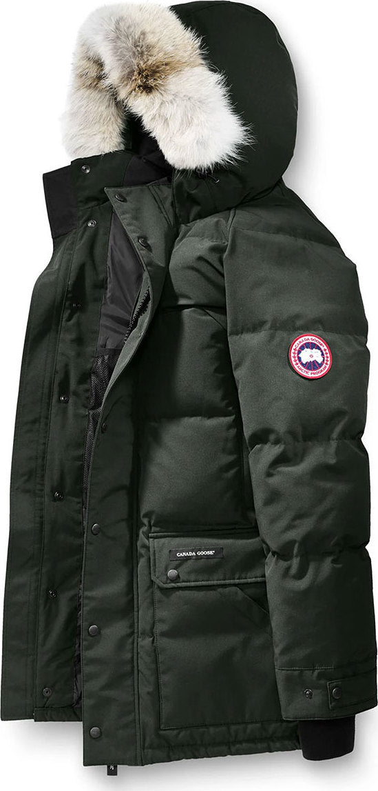 purchase cheap 4ff6b 67a58 Canada Goose Emory Parka - Men's