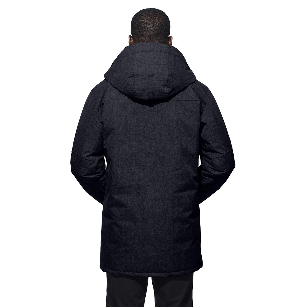 canada goose Raincoats Black