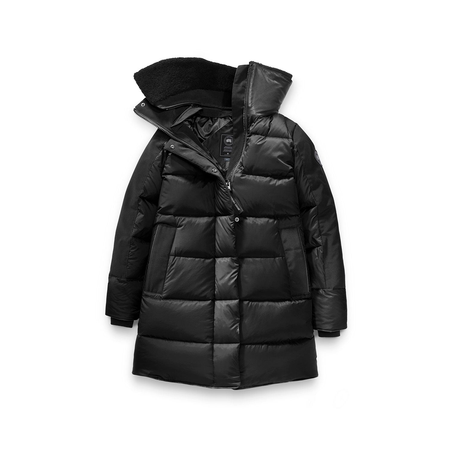 Shop now · Women's Altona Parka Black Label|-|Parka Altona Black Label Femme Canada Goose