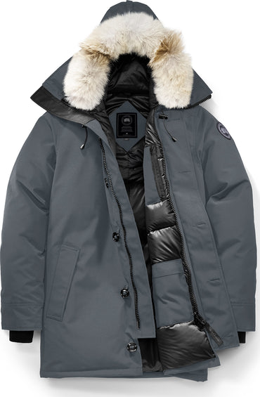 Canada Goose Chateau Parka Black Label - Men's