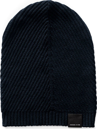 92f107bed0e lazy-loading-gif Canada Goose Contour Rib Toque - Women s Navy