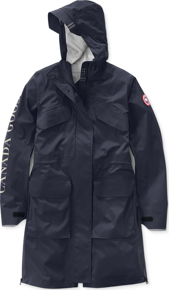 cfec50db22d lazy-loading-gif Canada Goose Seaboard Jacket - Women s Navy