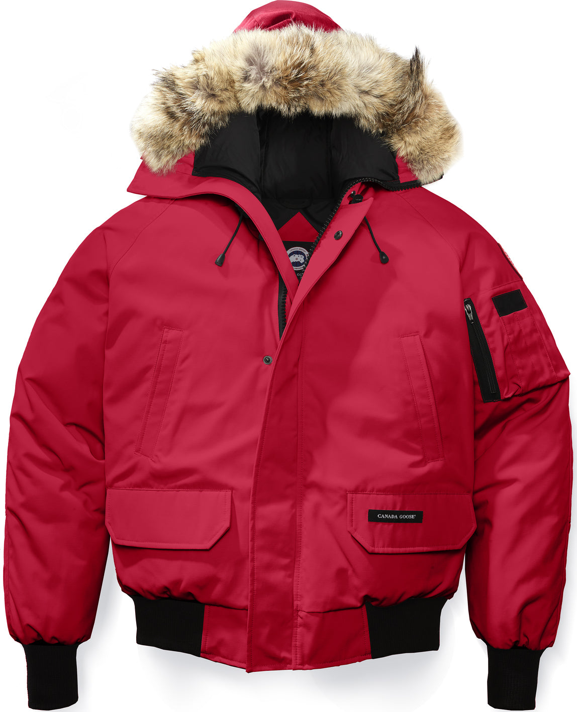 477df729a63a Canada Goose Men s Chilliwack Bomber - Fusion Fit