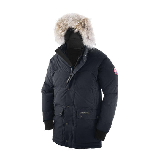 canada goose black edition homme