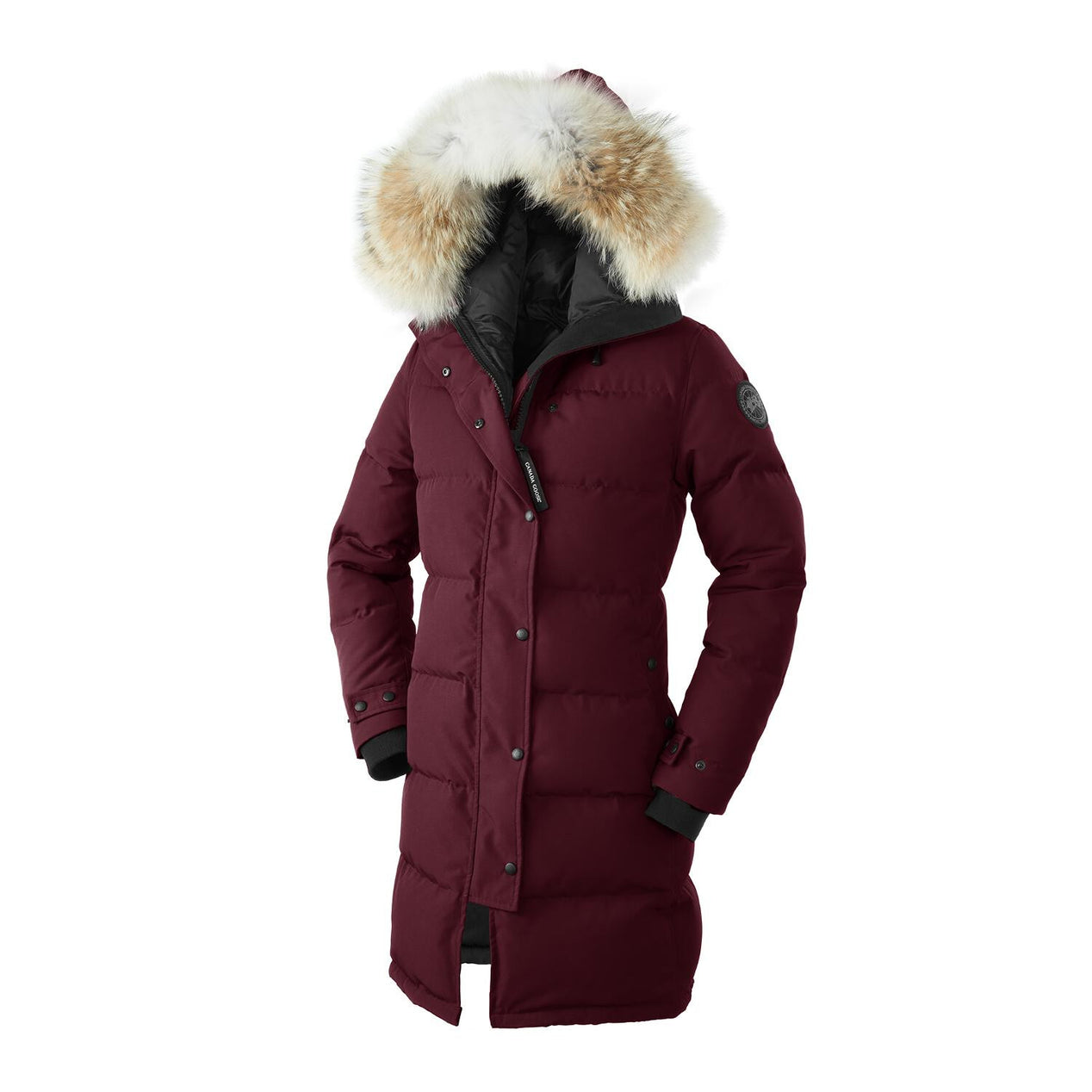 Canada Goose Women s Shelburne Parka - Black Label Past Season ... 3e9ec620c