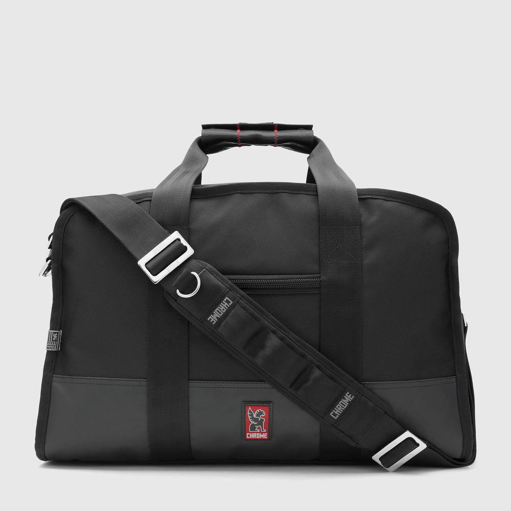 chrome small duffle