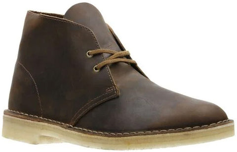 Clarks Originals Desert Leather Boots - Men's