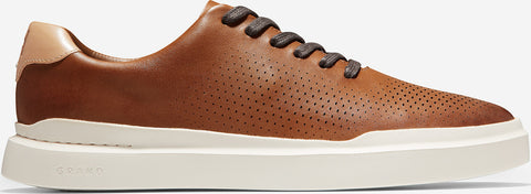 Cole Haan Grandpro Rally Laser Cut Shoes - Men's