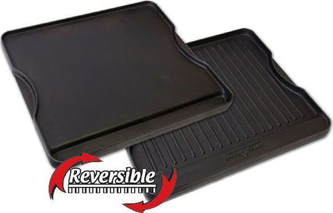 Camp Chef Reversible Cast Iron Grill/Griddle