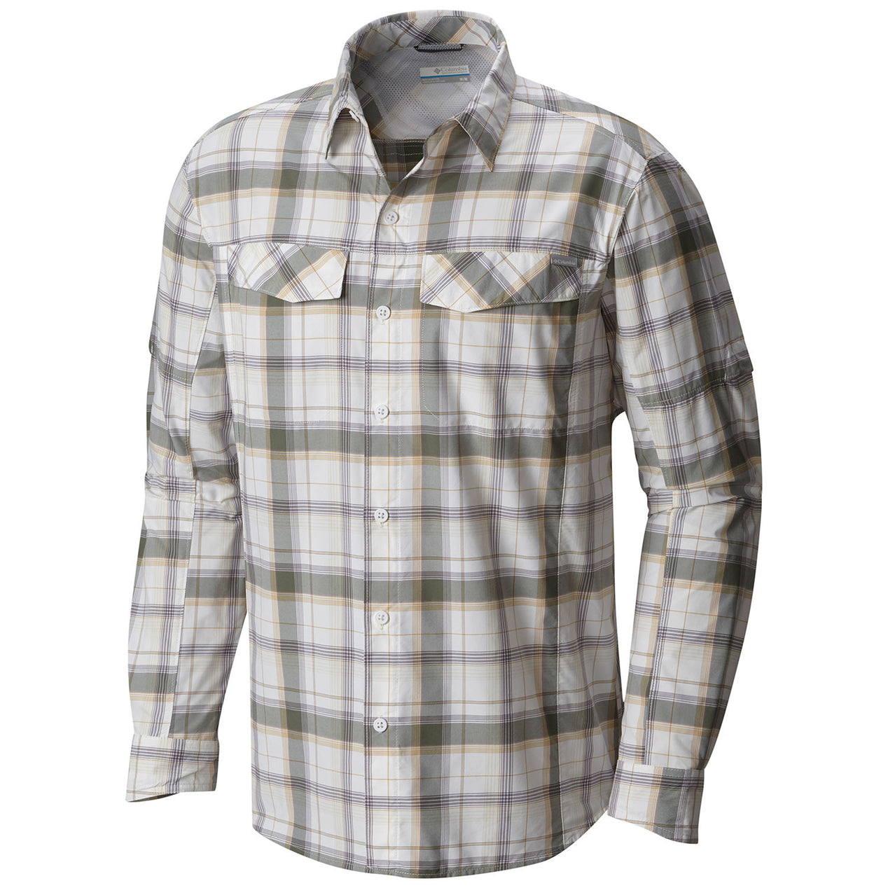 da967521de7 Columbia Men's Silver Ridge Plaid Long Sleeve Shirt | Altitude Sports