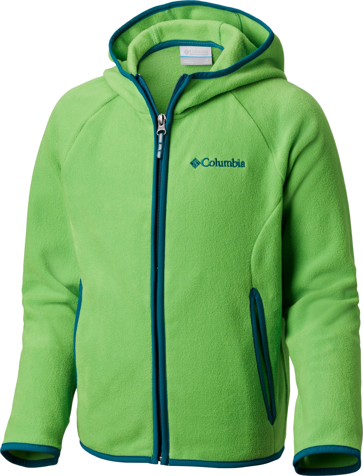 8fdfe0ac8 Columbia Fast Trek Hooded Jacket - Infant