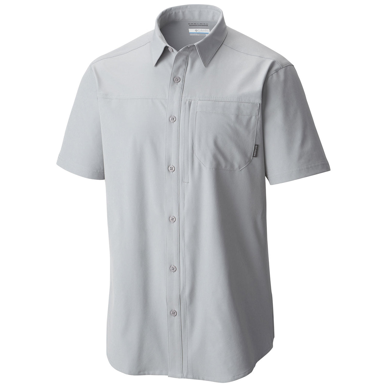 ab31c84940e Columbia Men's Global Adventure™ Iv Solid Short Sleeve Shirt ...