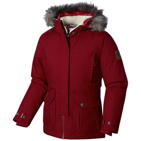Columbia Girl's Barlow Pass 600 TurboDown Jacket