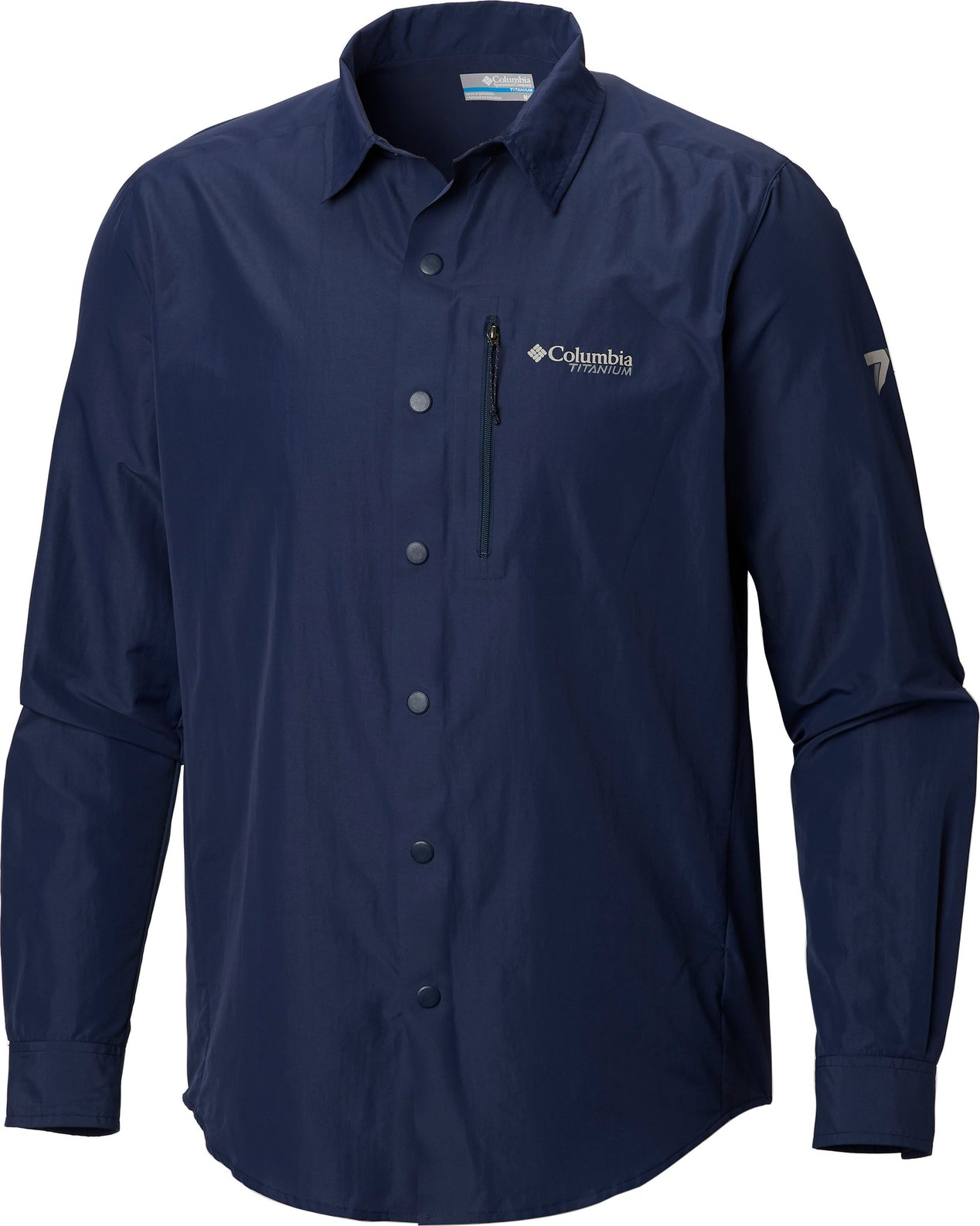 bba071e6f76 Columbia Featherweight Hike Ii Long Sleeve Shirt - Men's | Altitude ...